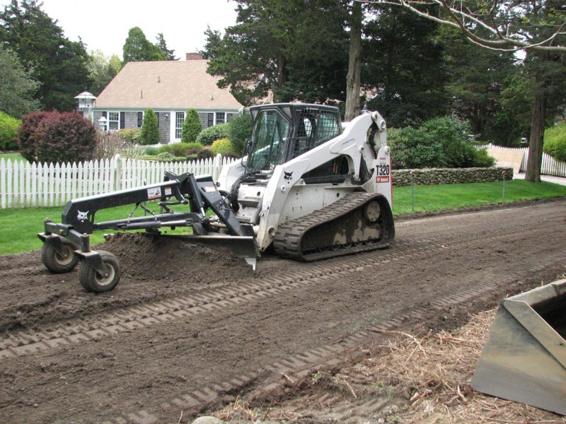 Cape Cod Dirt Road Repair MCE Dirtworks, Inc