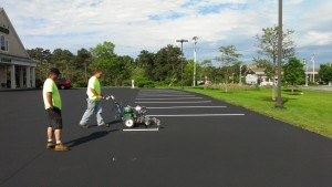 Sealcoating, Parking Lot Striping, Asphalt Repair