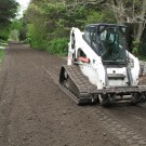 Cape Cod Dirt Road Repair