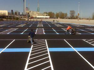 Parking Lot Design - Functionality & Curb Appeal, asphalt paving cape cod